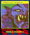 Uriel's Chasm 2 את Card 1