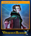 Villagers and Heroes Card 09