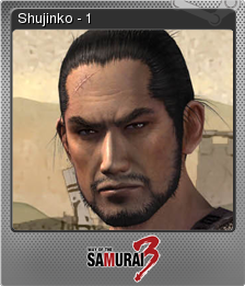 Way of the Samurai 3 Foil 1