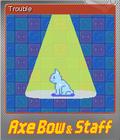 Axe, Bow & Staff Foil 5