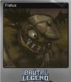 Brutal Legend Foil 8