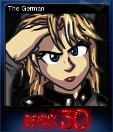 Deadly 30 Card 3