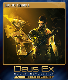 Deus Ex Human Revolution Card 7