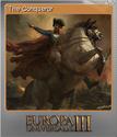 Europa Universalis III Foil 5