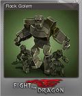 Fight The Dragon Foil 5