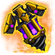 Firefall Badge Foil