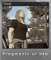 Fragments of Him Foil 3