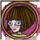 Fran Bow Badge 2