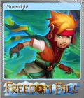 Freedom Fall Foil 7