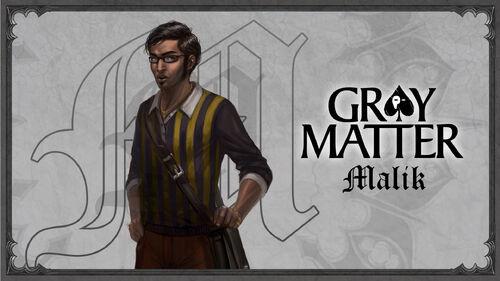 Gray Matter Artwork 7