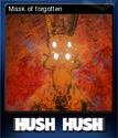 Hush Hush - Unlimited Survival Horror Card 10