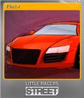 Little Racers STREET Foil 07