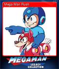 Mega Man Legacy Collection Card 3