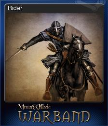 Mount & Blade Warband Card 2