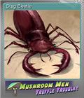 Mushroom Men Truffle Trouble Foil 6