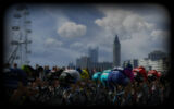 Pro Cycling Manager 2014 Background The London Eye & Big Ben