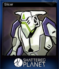 Shattered Planet Card 6