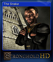 Stronghold HD Card 3
