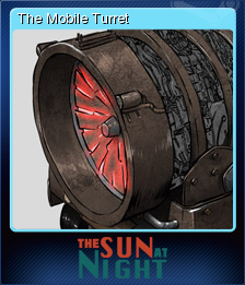 The Sun at Night Card 5