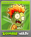 Zombie Wars Invasion Foil 3