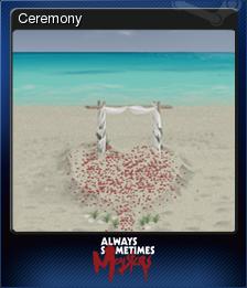 Always Sometimes Monsters Card 4