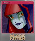 Blade Kitten Card 03 Foil