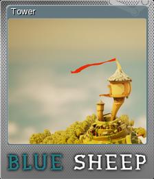 Blue Sheep Foil 5