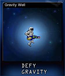 Defy Gravity Card 2