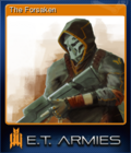 E.T. Armies Card 6
