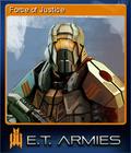 E.T. Armies Card 7