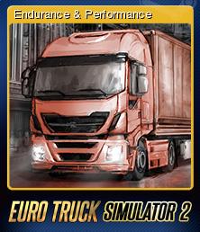 Euro Truck Simulator 2 Card 2