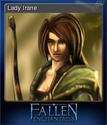 Fallen Enchantress Legendary Heroes Card 5