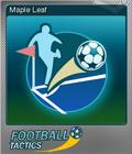 Football Tactics Foil 07