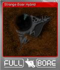Full Bore Card 02 Foil