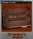 Grandpa's Table Foil 10