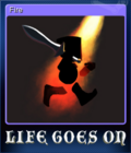 Life Goes On Card 2