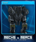 Mechs Mercs Black Talons Card 1