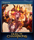 Might & Magic Duel of Champions Card 1