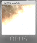 OPUS The Day We Found Earth Foil 4