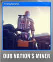 Our Nation's Miner Foil 2