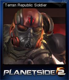 PlanetSide 2 Card 3