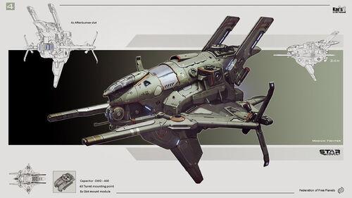 Star Conflict Artwork 01