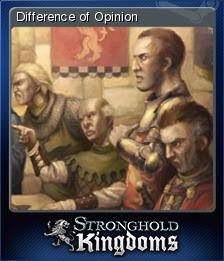 Stronghold Kingdoms Card 2