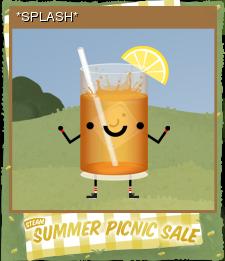 Summer Picnic Sale Foil 05