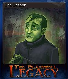 The Blackwell Legacy Card 1