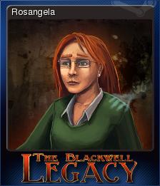 The Blackwell Legacy Card 6