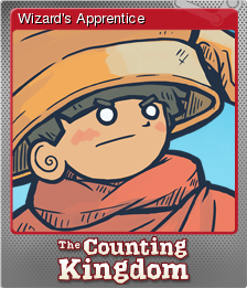 The Counting Kingdom Foil 04
