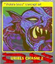 Uriel's Chasm 2 את Foil 1