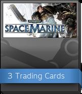 Warhammer 40,000 Space Marine Booster Pack