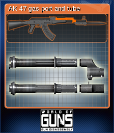 World of Guns Gun Disassembly Card 01
